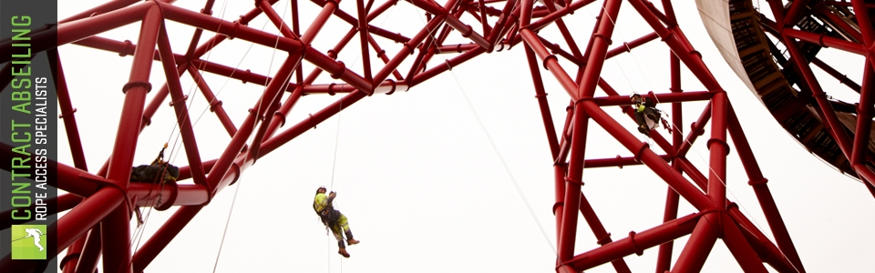 London Rope Access Contractors Contract Abseiling Ltd
